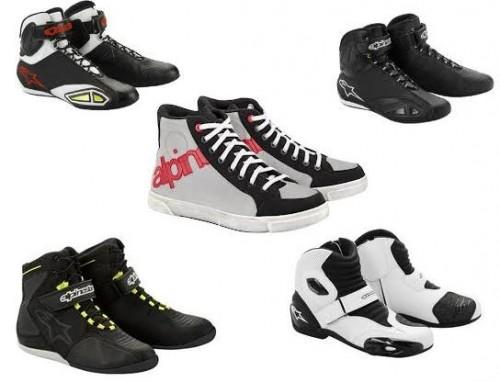 scarpe moto, alpinestars scarpe, torino nrgozio moto,